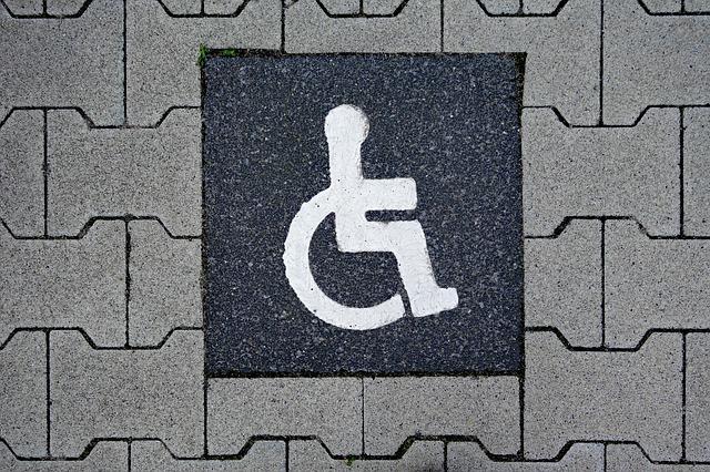Znak pro invalidu