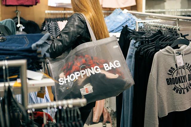 nákup rychlé módy