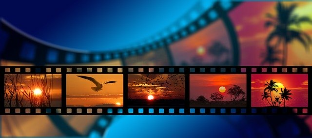 foto film, snímky
