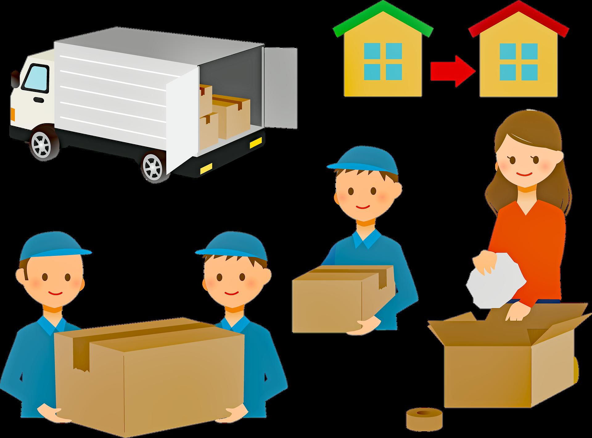 stěhování firem