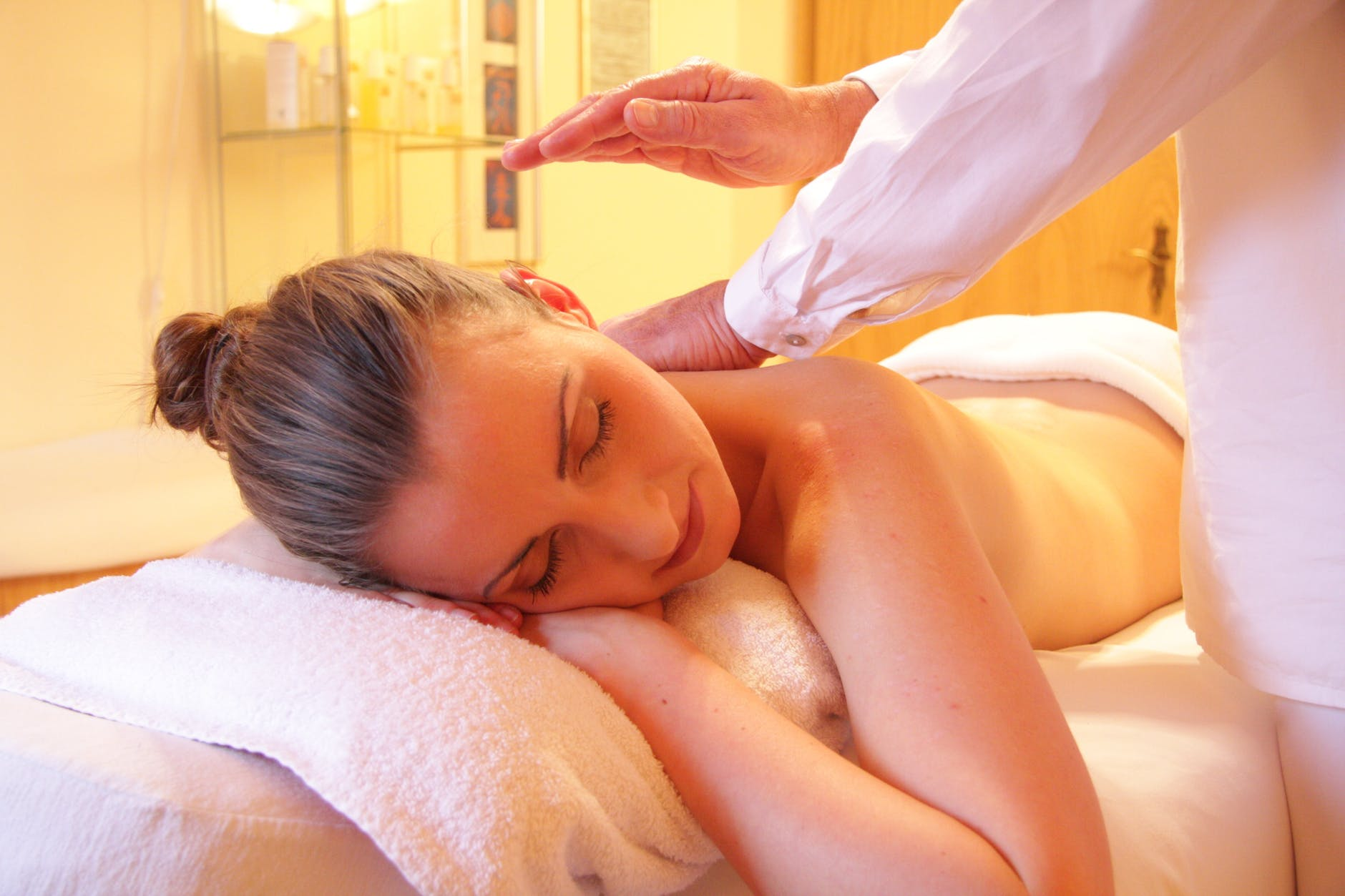 wellness masáž