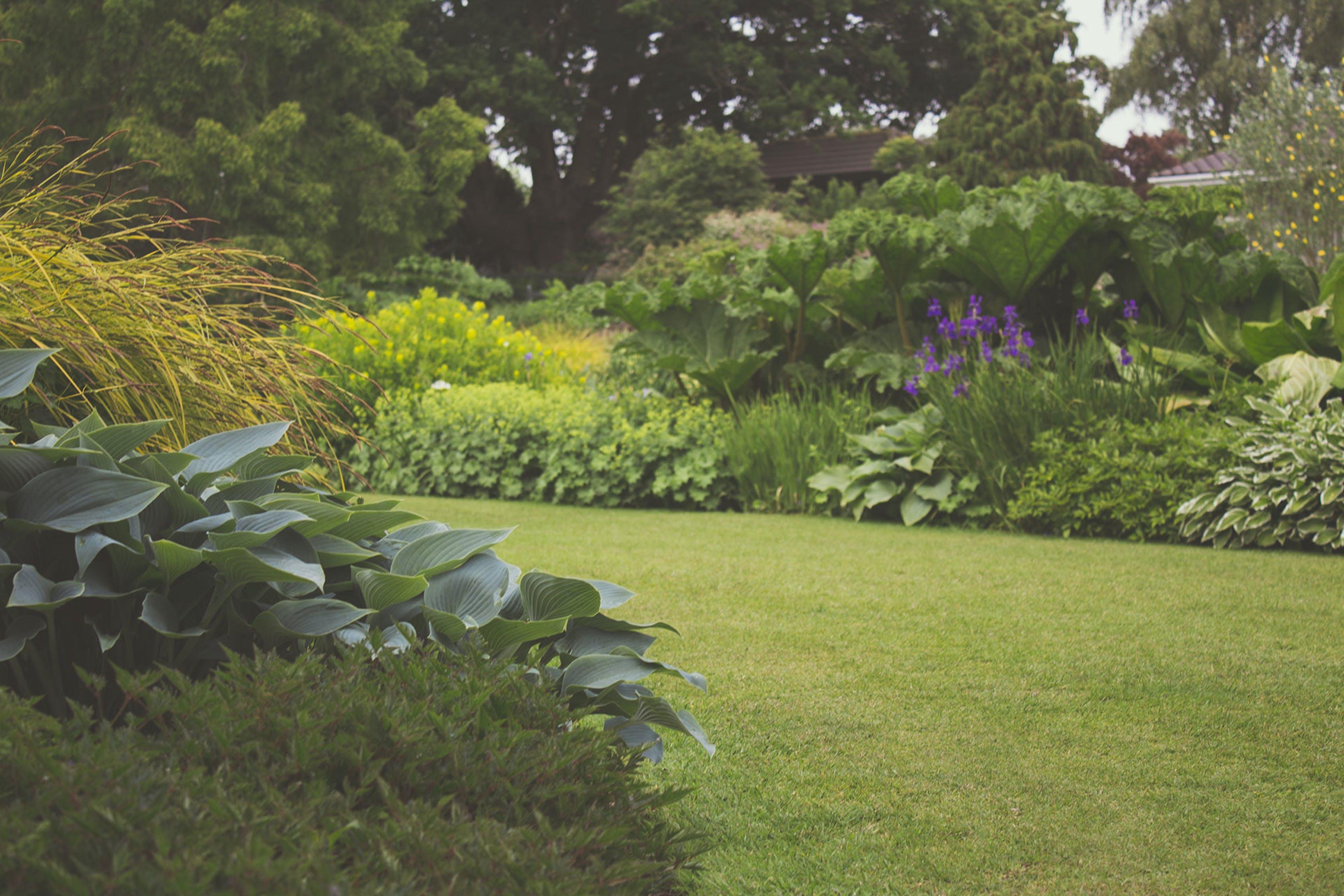 Podtržení charakteru zahrady